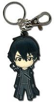 Sword Art Online  - angry Kirito Schlüsselanhänger / Keychain