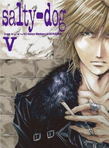 Saiyuki Salty Dog 5 Artbook