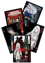 Deadman Wonderland Deadman Playing Cards