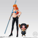 One Piece Super Styling Film Gold 2 Figuren : Nami + Chopper
