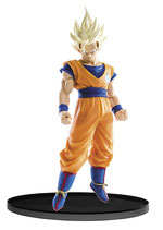 Dragon Ball Super : Super Saiyan 2 Son Goku Figur (18 cm) Banpresto Scultures