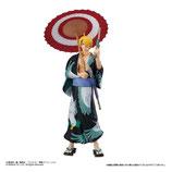 One Piece Super Styling EX-Kimono  Figur Sanji (ca. 16cm)