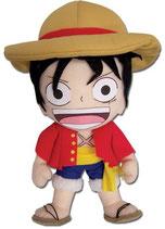 One Piece New World Ruffy Plüschi Plüsch-Figur