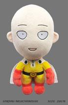 One Punch Man - happy Saitama Plüschi Plüsch-Figur