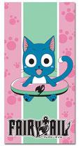 Fairy Tail Happy  Badetuch / Strandtuch / Handtuch
