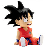 Dragon Ball  Son Goku Figur & Spardose