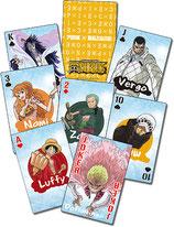One Piece Punk Hazard Spielkarten (52 Blatt)