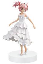 Puella Magi Madoka Magica - Madoka white dress * Figur Statue * 20cm