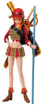 One Piece Super Styling Film Z special 2nd * Figur: Nami (14cm)
