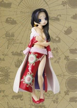 One Piece Half Age Characters Girls Party Figur BOA HANCOCK