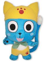 Fairy Tail Happy in gelb Plüsch Figur