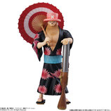 One Piece Super Styling EX-Kimono  Figur Chopper (ca. 16cm)