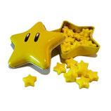 "Super Mario Brothers Stern-Bonbondose ""Super Star Candy"""