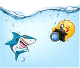 Unterwassershoot