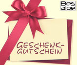 Geschenkgutschein für den Besaloe Shop