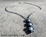 "Collier ""silver miracle"""