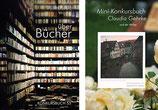 Bücher und Minikonkursbuch Verlagsgeschichte