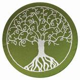 Baum des Lebens olive