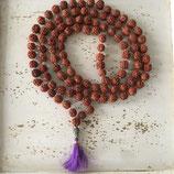 Mala Rudraksha 108 Samenperlen