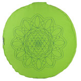 Namasté apfelgrün Höhe: 20 cm