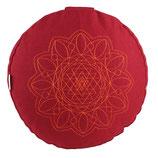 Namasté buddhistisch rot Höhe: 20 cm