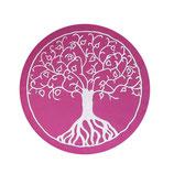 Baum des Lebens magenta