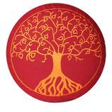 Baum des Lebens buddh.rot
