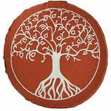 Baum des Lebens terracotta