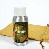Myrrhe Narden Duft Öl 80 ml in einer Metallflasche