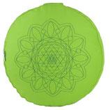 Namasté apfelgrün Höhe: 10 cm