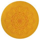 Namasté gelb Höhe: 20 cm
