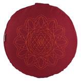 Namasté buddh. rot Höhe: 10 cm