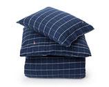 Lexington // Bettbezug Set Blau