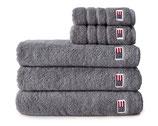 Lexington // Towel (versch. Größen) Dark Grey