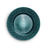Mateus Ceramics // Lace Platte (42cm) - Ozean