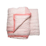 Wicklewood // Coral Quilt (Rosa)