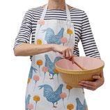 Thornback & Peel // Hühnchen Küchenschürze