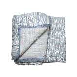 Wicklewood // Wave Quilt (Blau)