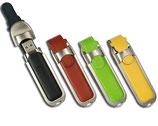Edler Leder USB-Stick - 16 GB
