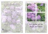"""KlappKarte """"Magie des Seins"""" - Bestellnummer (ID): KADW0106"""