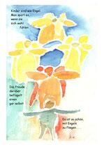 "KlappKarte ""Kinder sind wie Engel"" - Bestellnummer (ID): ET050002"