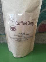 CoffeeDog Freshly Ground High Altitude Kenyan Arabica