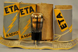 ETA DX502 未使用元箱入ナス型出力管 2本セット