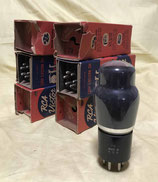 RCA Victor 42  傍熱五極出力管 未使用元箱入り