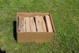Brennholz im Karton (33cm)