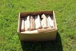 Brennholz im Karton (25cm)
