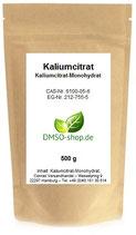 500 g Kaliumcitrat