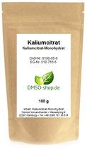 100 g Kaliumcitrat