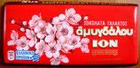 """Chocolat au lait aux amandes """"ION"""" 100 g"""