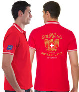 Goldwing-Club Polo-Shirt
